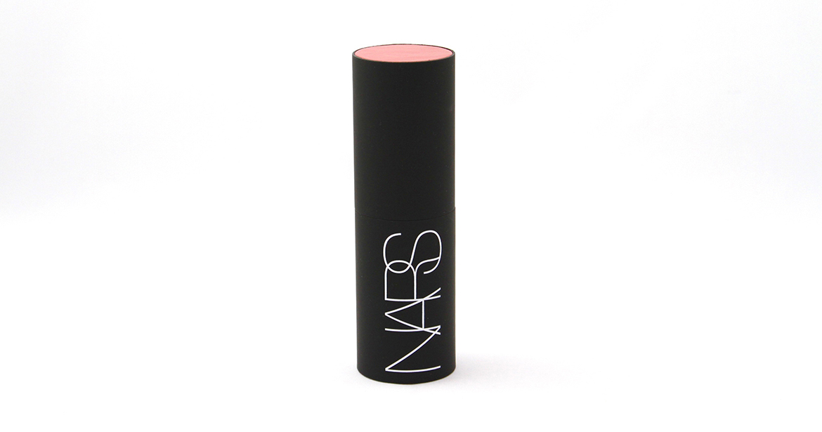 simple and elegant picture of paper tube packaging for NARS