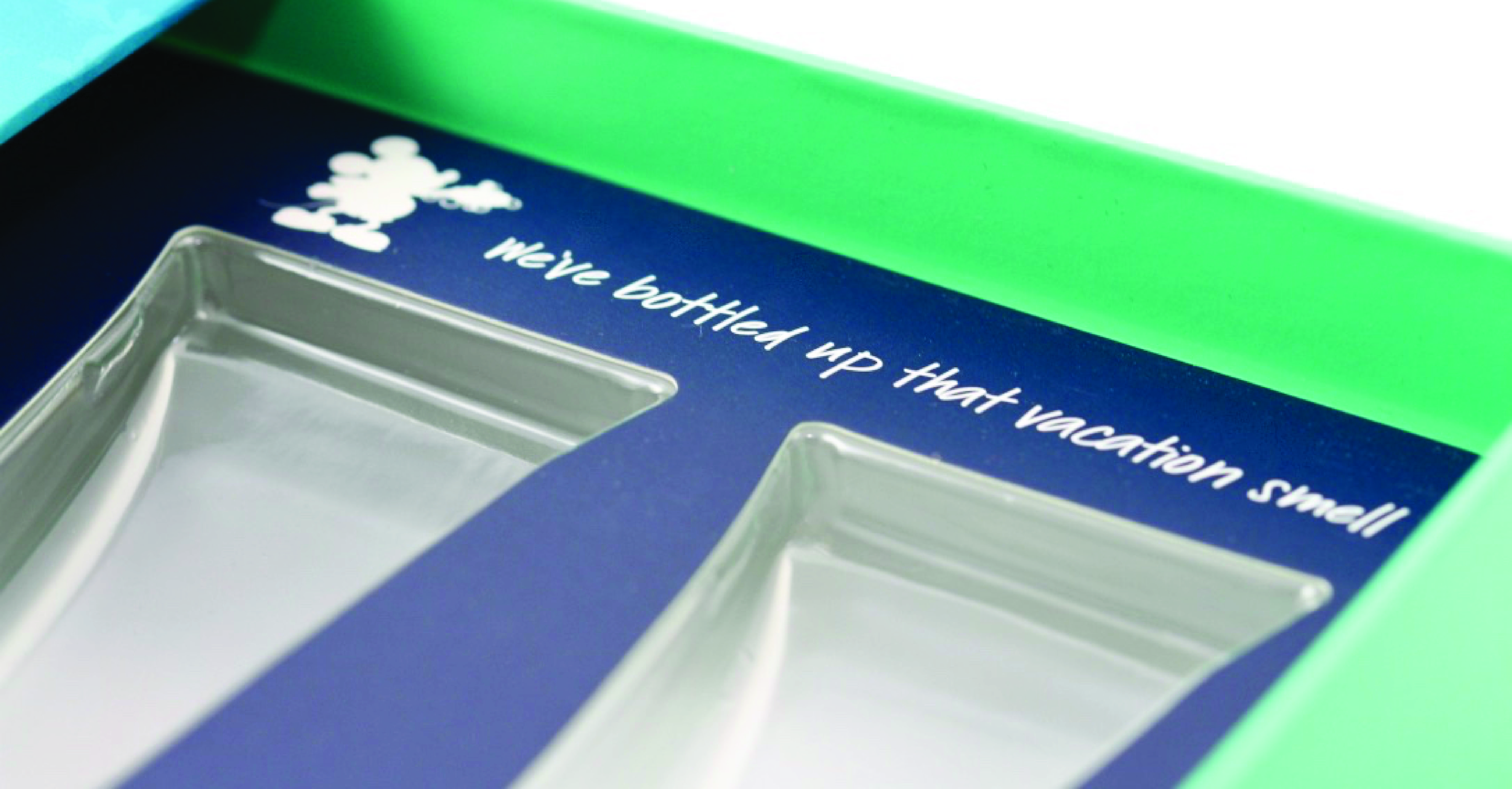 big sky packaging teams up with h20+ and Disney resorts for ecommerce set box packaging