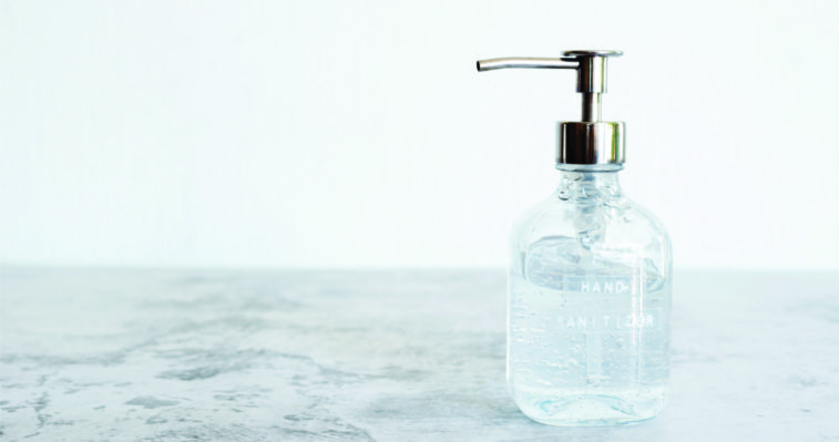 hand sanitizer antibacterial packaging specifically for your brand